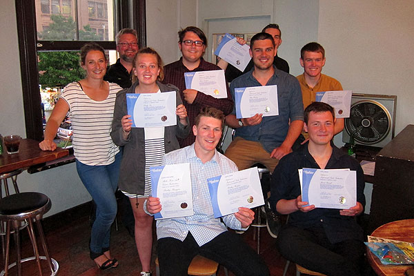 Diploma in Professional Scuba Diving Instruction 2015